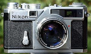 Nikon Makina Tarihçesi