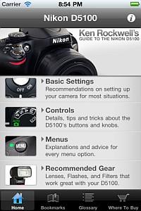 Ken Rockwell Nikon D5100 Rehberi