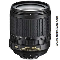 Nikon 18-105mm VR