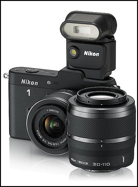 Nikon 1 V1 Satış Başarısı