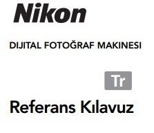 Nikon Kullanım Kılavuzları
