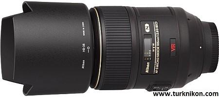 Nikon 105mm F/2.8 G
