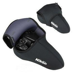 Nikon DSLR için Neopren Koruyucu Kılıf