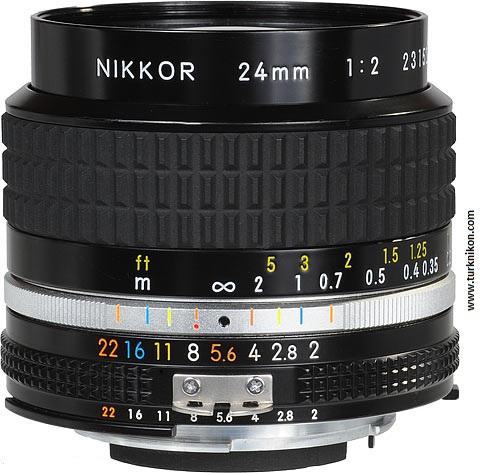 Nikon AI Lens Dönemi (Automatic Indexing) – 1977