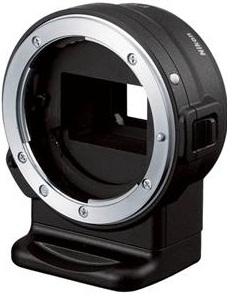 Nikon 1 V1 ve J1 için F Mount Adaptör