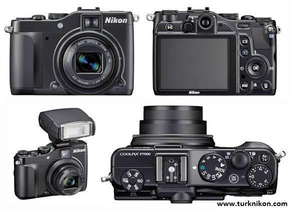 Nikon`un Etkileyici Kompaktı: Coolpix P7000