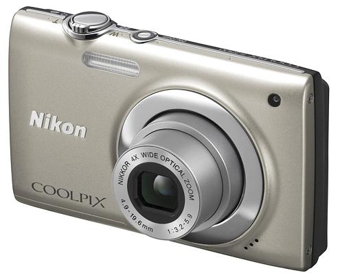Kullanımı Pratik Bir Nikon: Coolpix S2500