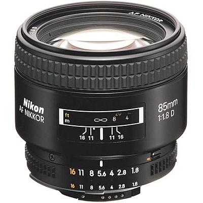 Nikon'un En İyi 10 Lensi (En Popüler Nikon Objektifler)