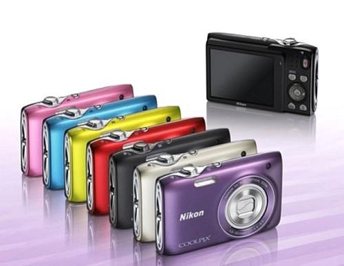 Nikon`un İnce Kompaktı Coolpix S3100