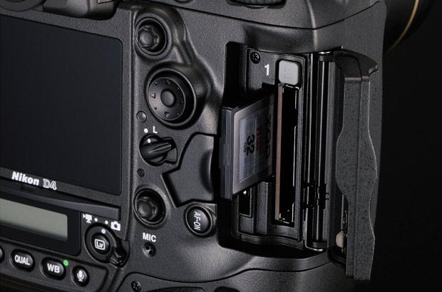LEXAR'da Nikon D4 İçin XQD Hafıza Kartı Üretiyor