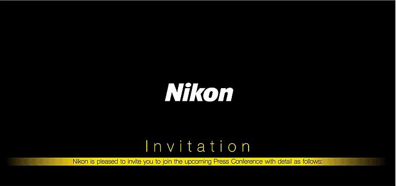 Nikon 7 Şubat`da Basın Toplantısı Yapıyor