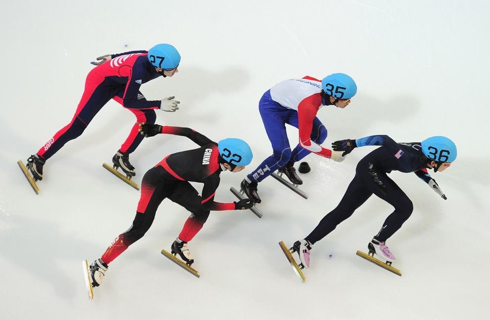2012 Gençlik Kış Olimpiyat Oyunları'ndan Kareler