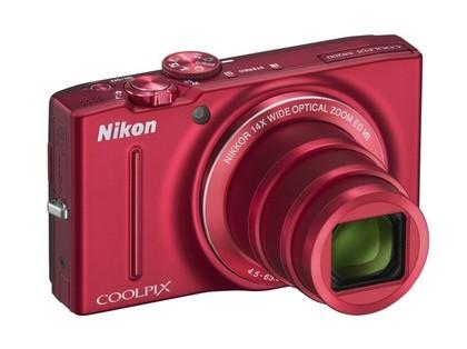O Bir Özel Nikon: Coolpix S8200