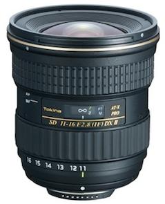 Yeni Tokina 11-16mm f/2.8 AT-X PRO DX Ⅱ Açıklandı