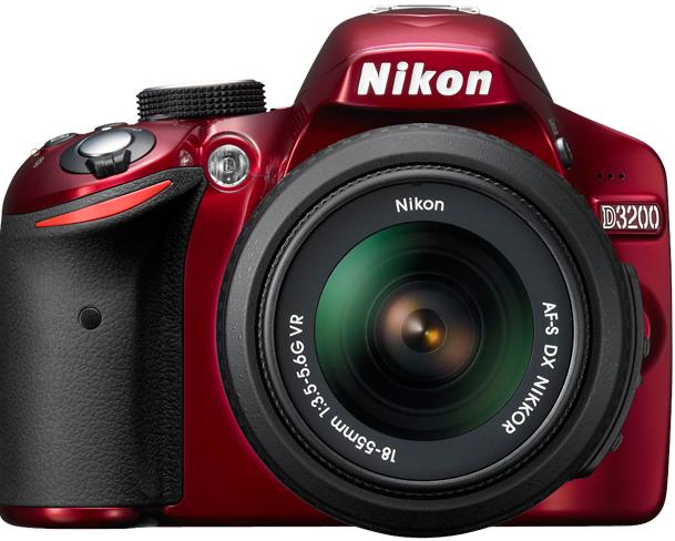 Nikon D3200 Özellikleri