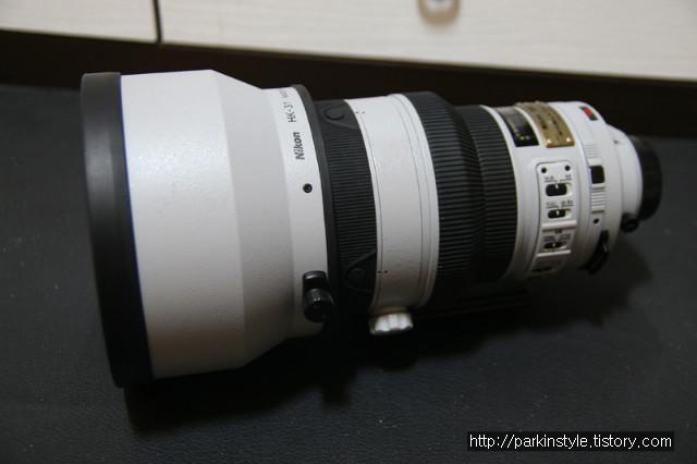Nikon Lens Beyaza Boyanırsa