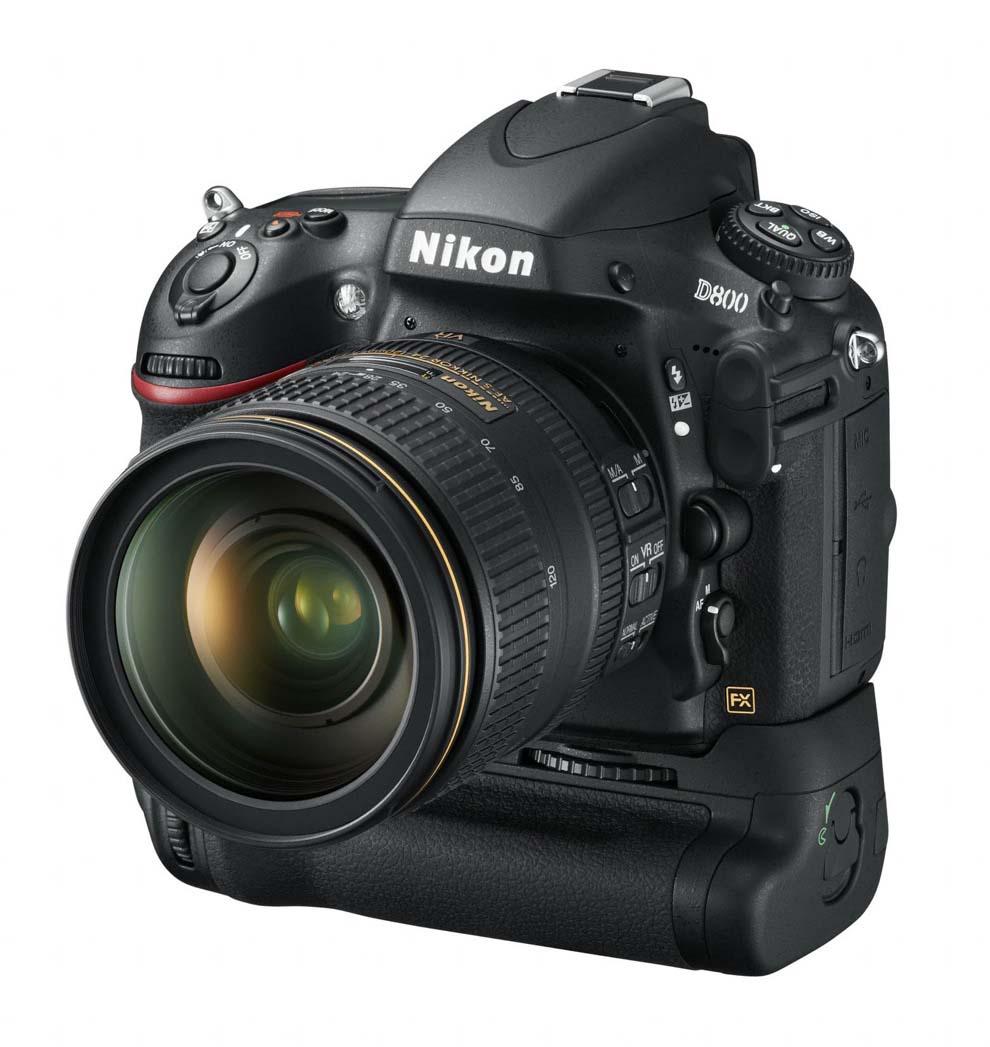 Kısa Kısa Nikon D800