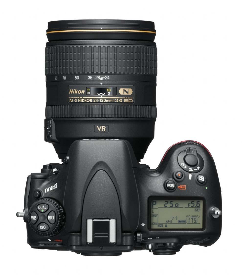 Nikon D800 Satışta