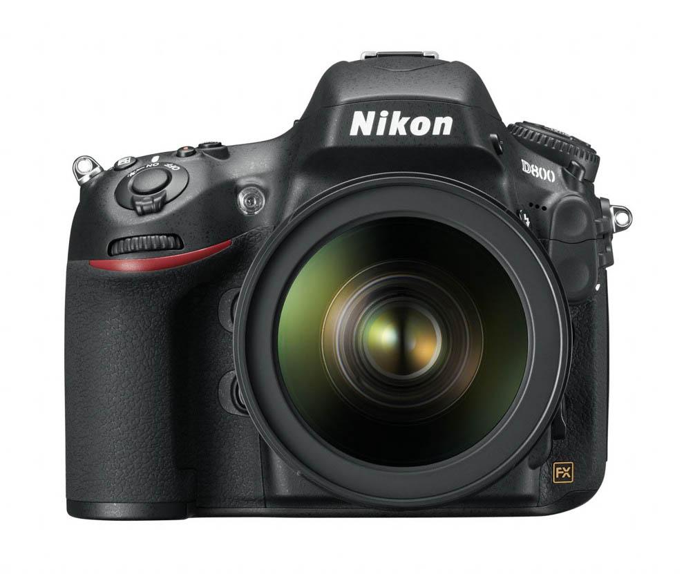 Nikon D800 36.3MP FX, 4 FPS ile Karşınızda
