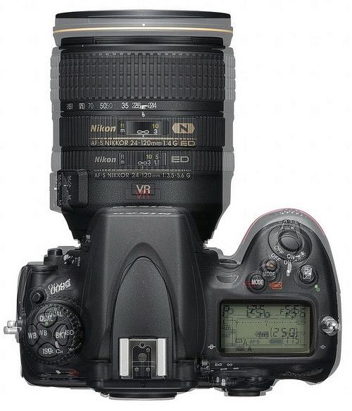 Nikon D800 ve Nikon D700 Karşılaştırması