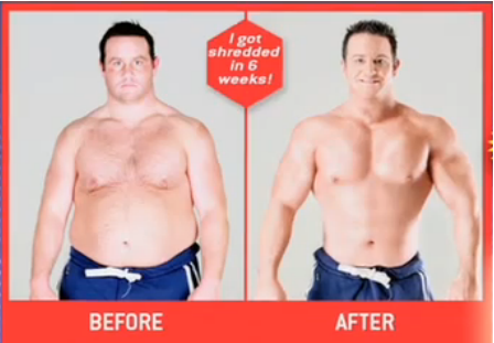Öncesi ve Sonrası Vücut Değişimleri