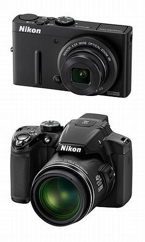 Yeni Performans Serisi Dijital Kompakt Kameralar – Nikon COOLPIX P310/P510
