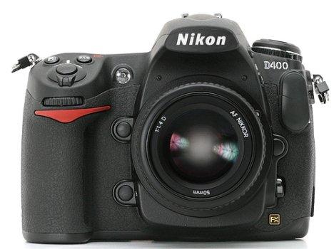 Nikon D400 16MP ile D4 Sensör Kullanabilir