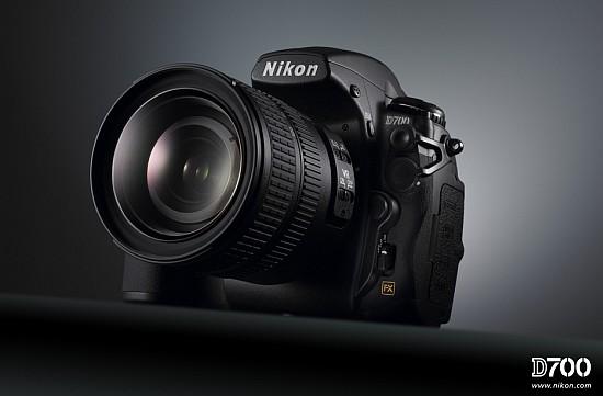 Nikon D700 12MP FX, 5 FPS