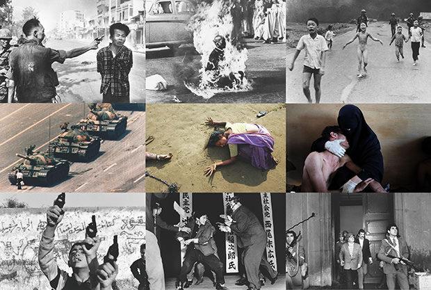 1955-2011 Dünya Basın Fotoğrafı Birincileri