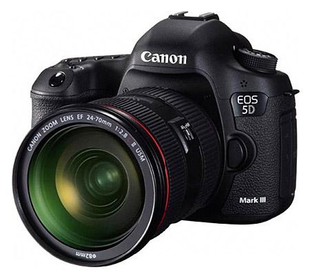 Canon 5D Mark III ve Canon 5D Mark II Özellik Karşılaştırması