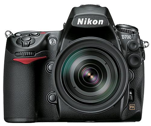 Nikon D700'ün Fiyatı 500$ Düştü
