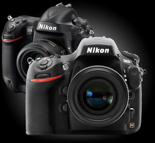 Profesyonelin Nikon D4 & D800  Hakkındaki Düşünceleri…