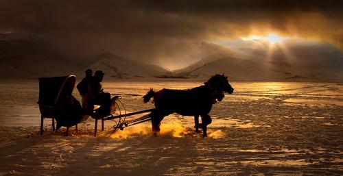 """""""Atlı Yaşam"""" Konulu Fotoğraf Yarışması Sona Erdi"""
