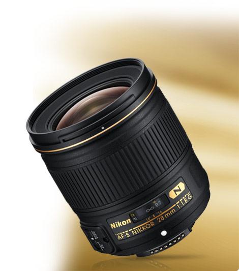 Nikon AF-S Nikkor 28mm f/1.8G Duyuruldu