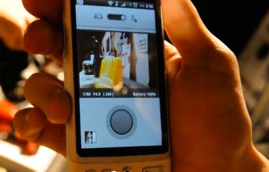 Nikon D3200 ve WU-1a Kablosuz Adaptörün Video Demosu