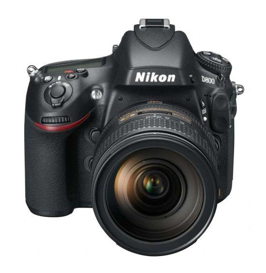 Nikon D800 Detaylı İnceleme Yazısı (İlk İzlenimler)