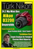 Türk Nikon Dergisi Mayıs Sayısı Yayında