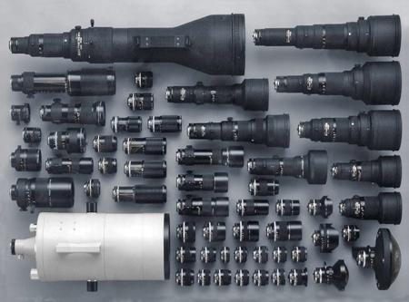 Nikon'dan Yeni Lens Patent Başvuruları