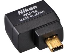 Nikon WU-1a Kablosuz Mobil Adaptörünü Duyurdu