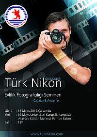 Türk Nikon Üniversitelilerle Buluşuyor
