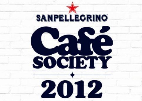 2012 Sanpellegrino Café Society Yarışması