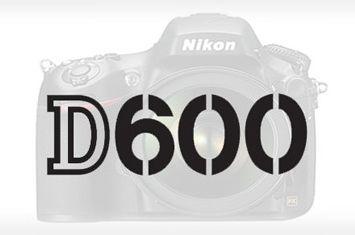 Yeni Nikon D600 Özellikleri [24.7MP FX, 3.2″ LCD]