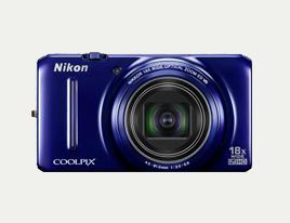 Nikon Coolpix S9200 – Sıradışı Erişim
