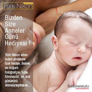 Türk Nikon Anneler Günü Hediyesini Kazanan Belli Oldu