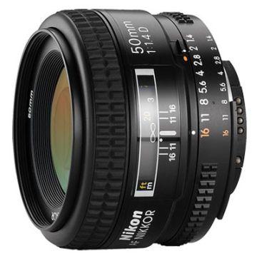 """Nikon AF-D, """"D Tipi Lensler"""" (Distance Information): 1992"""
