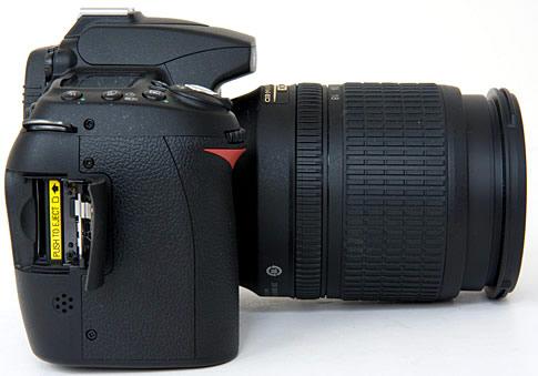 Nikon D90 ile Uyumlu Hafıza Kartları