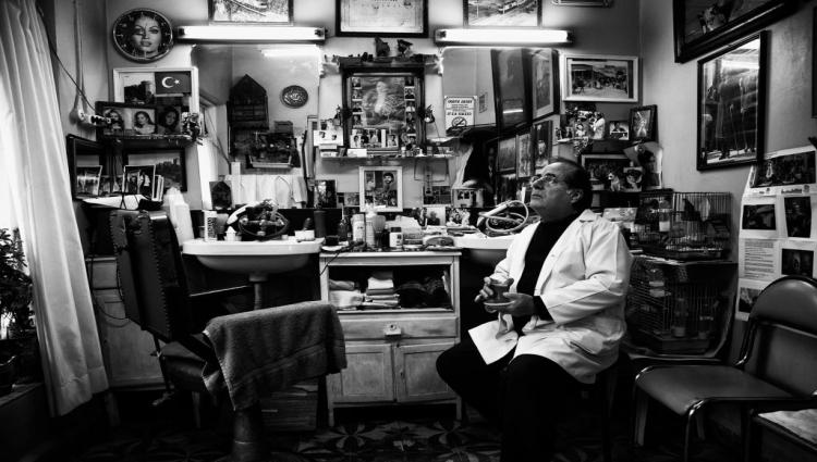 """Konuk Fotoğrafçı Serkant Hekimci, """"İnsan"""""""