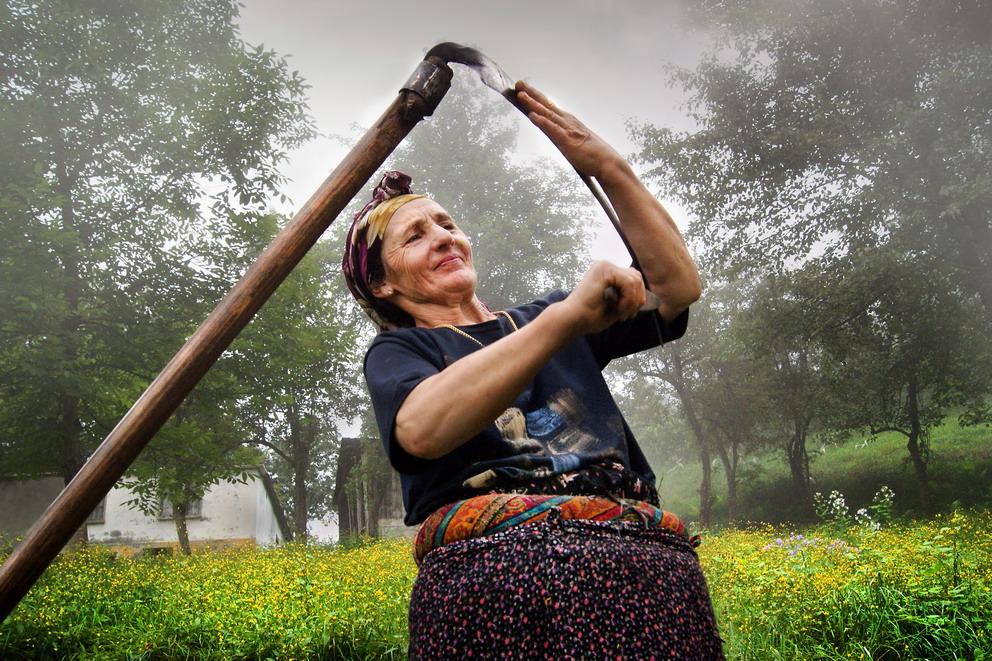 Tarım ve İnsan Konulu 4. Ulusal Fotoğraf Yarışması Sona Erdi