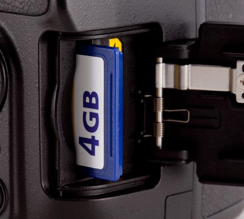 Nikon D5100 ile Uyumlu Hafıza Kartları
