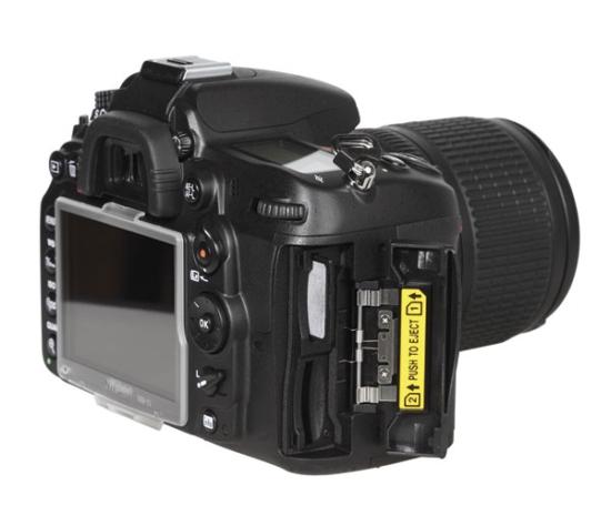 Nikon D7000 ile Uyumlu Hafıza Kartları